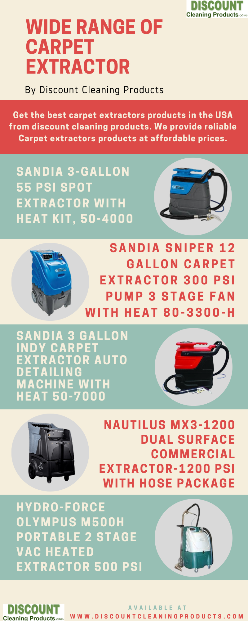 Discount Cleaning Products Serve You The Best Carpet Extractors Products In Usa Durable Carpet Discount Cleaning How To Clean Carpet