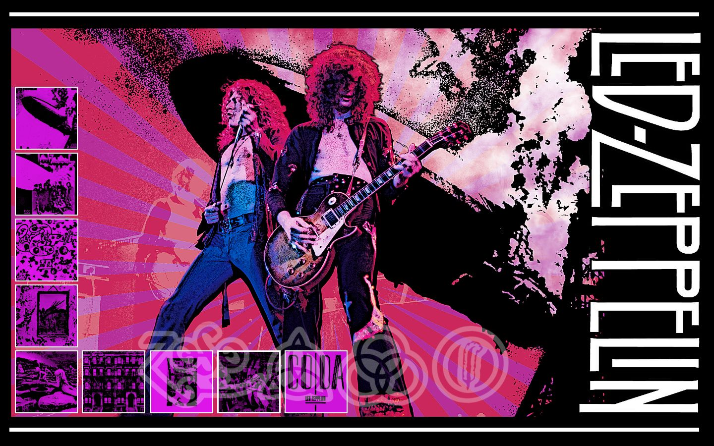 8 Awesome Led Zeppelin Hd Wallpaper For Your Pc Desktop Or Mac