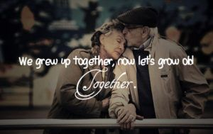 Adorable And Cute Couple Quotes Older Sweet Humans Cute Couple