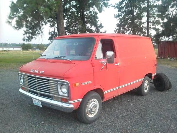 1974 Gmc Van Information And Photos Momentcar Gmc Van 1974 6 Gmc Van 1974 6 Chevy Van Van Chevy