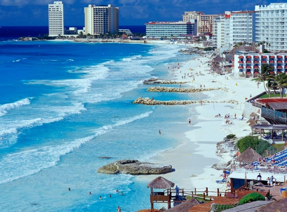 Argentina Beach Resorts Cancun