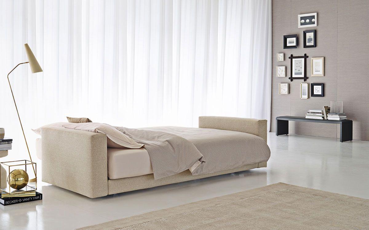 Chaise longue e divani che diventano letti, letti singoli che si ...