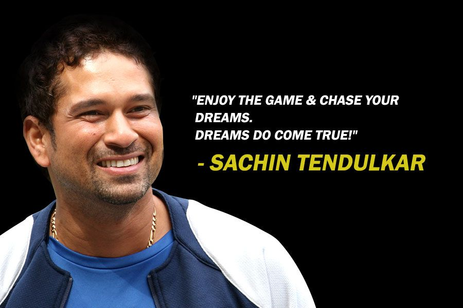 Life Is Like Cricket Quotes: Sachin Tendulkar Quotes & Sayings