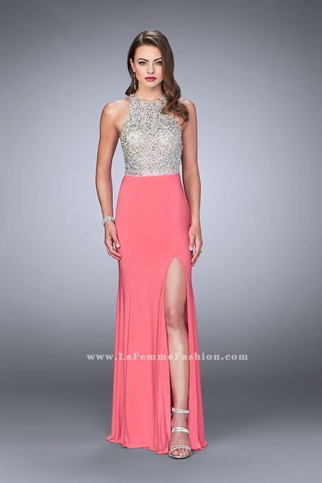 GiGi by La Femme 23770 GiGi Designs by La Femme Prom Dresses ...