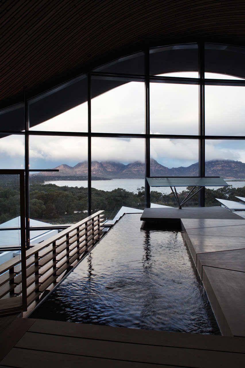 indoor pool / Saffire Resort in Australia
