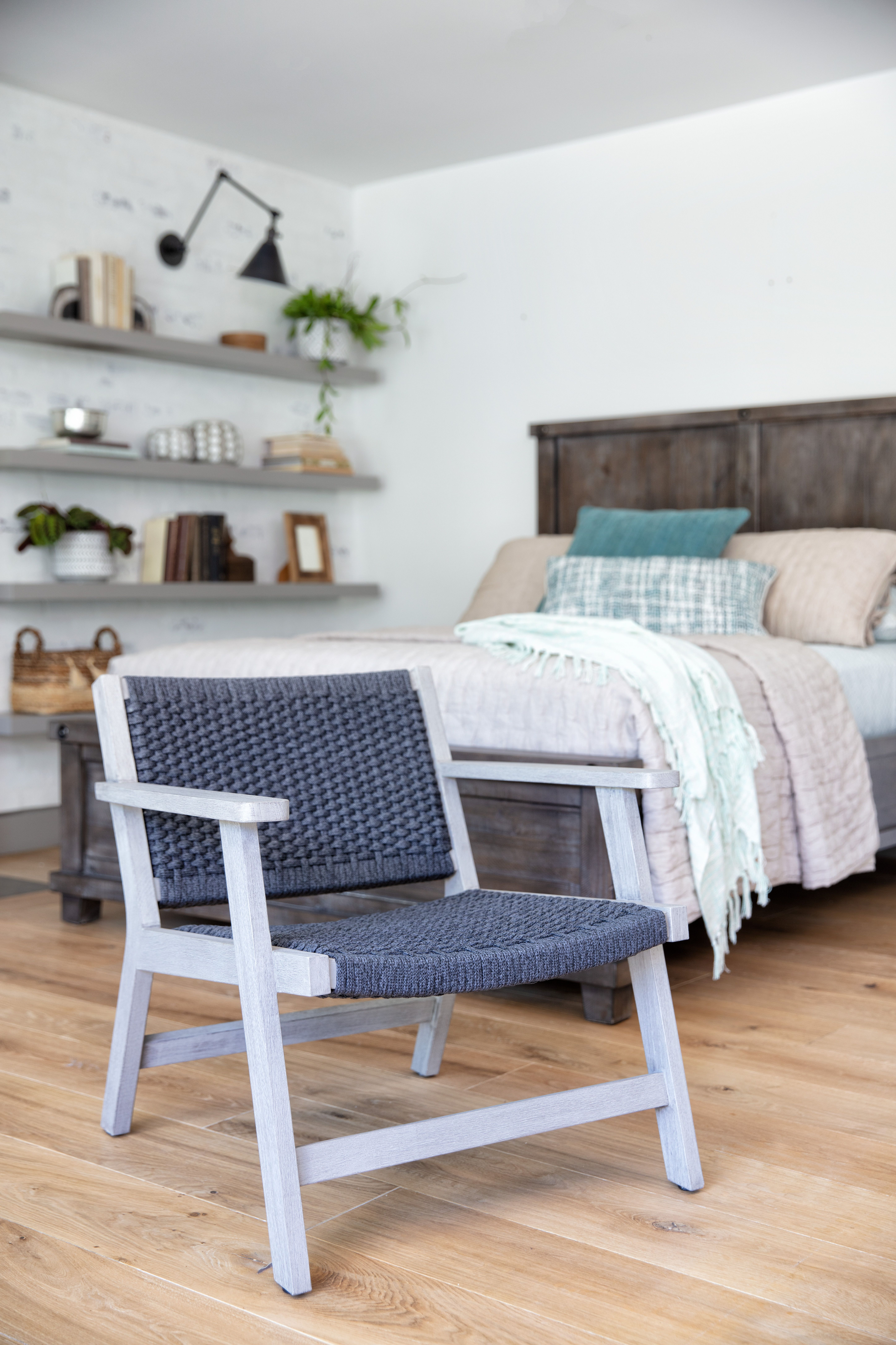 Everyone Needs An Accent Chair In Their Bedroom To Put Their Laundry On Furniture Accent Chairs Home Decor