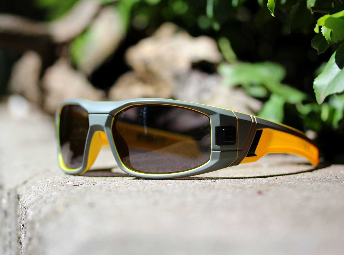 526dcb8962 Matte Gray Yellow V.1 sunglasses from EIGHT Eyewear WWW.IWEAR8.COM  8eyewear   sunglasses  shades  cool  mensfashion  fashion  style  summer  eight   sports   ...