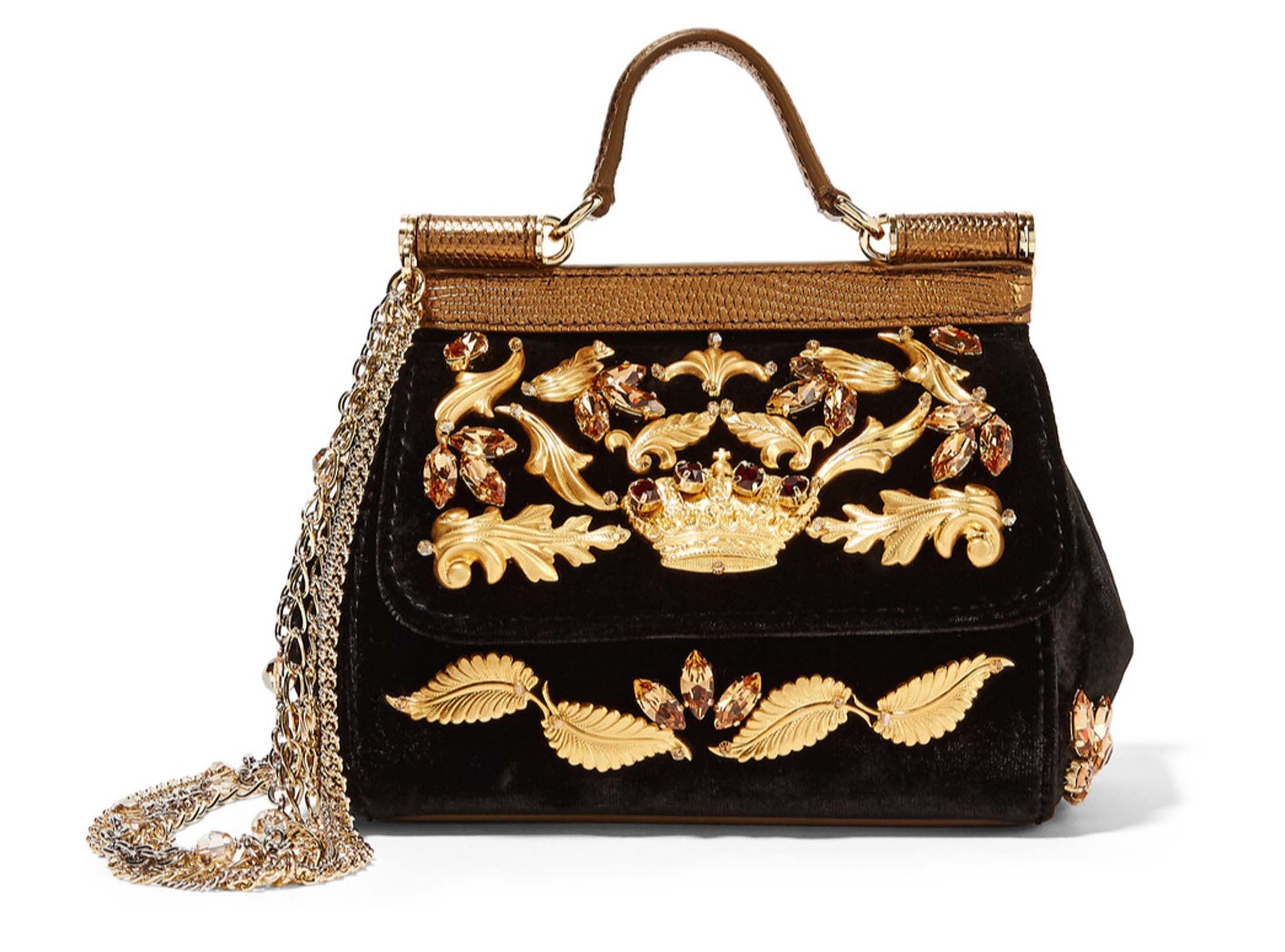 4787157367b3 Sicily bag by Dolce and Gabbana
