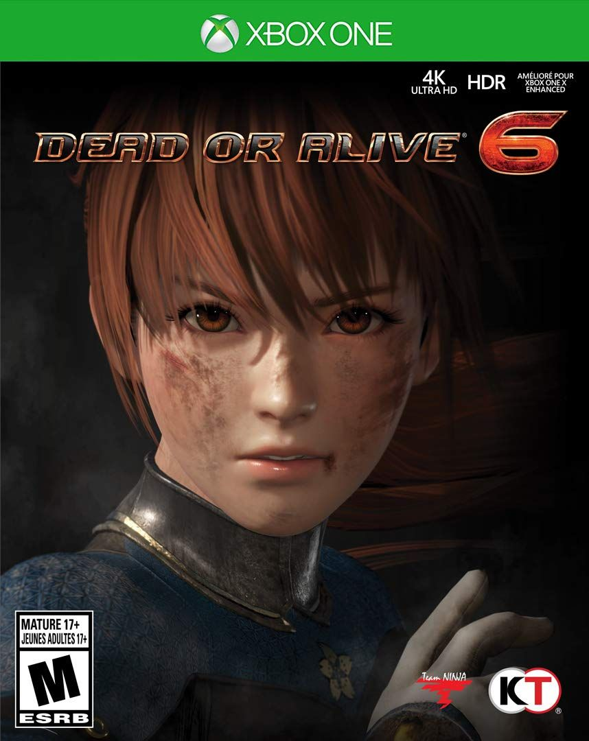 Dead Or Alive 6 Xbox One Pc Games Download Xbox