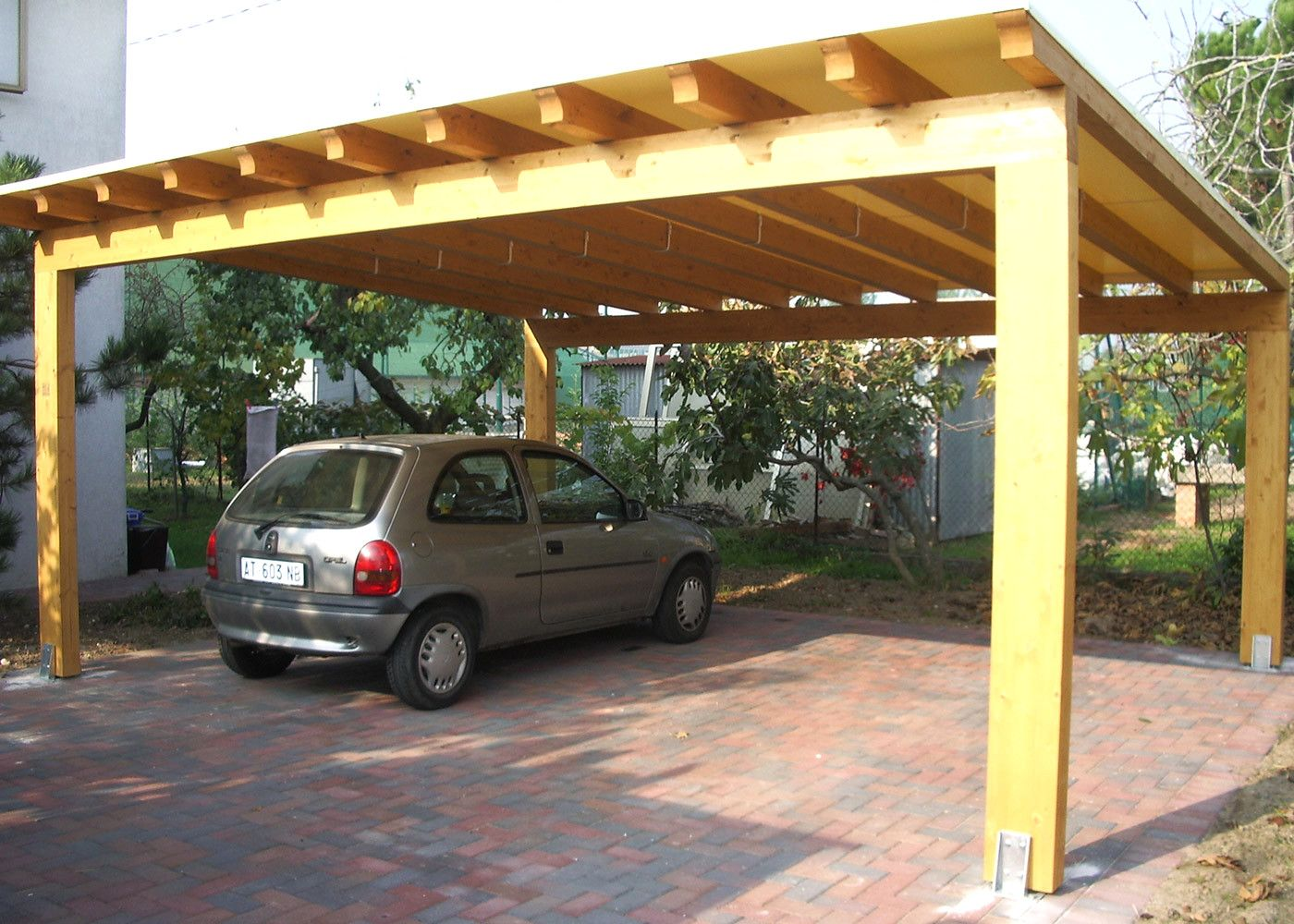 Garage Carport In Legno Prezzi Id Es De Design D Int Rieur
