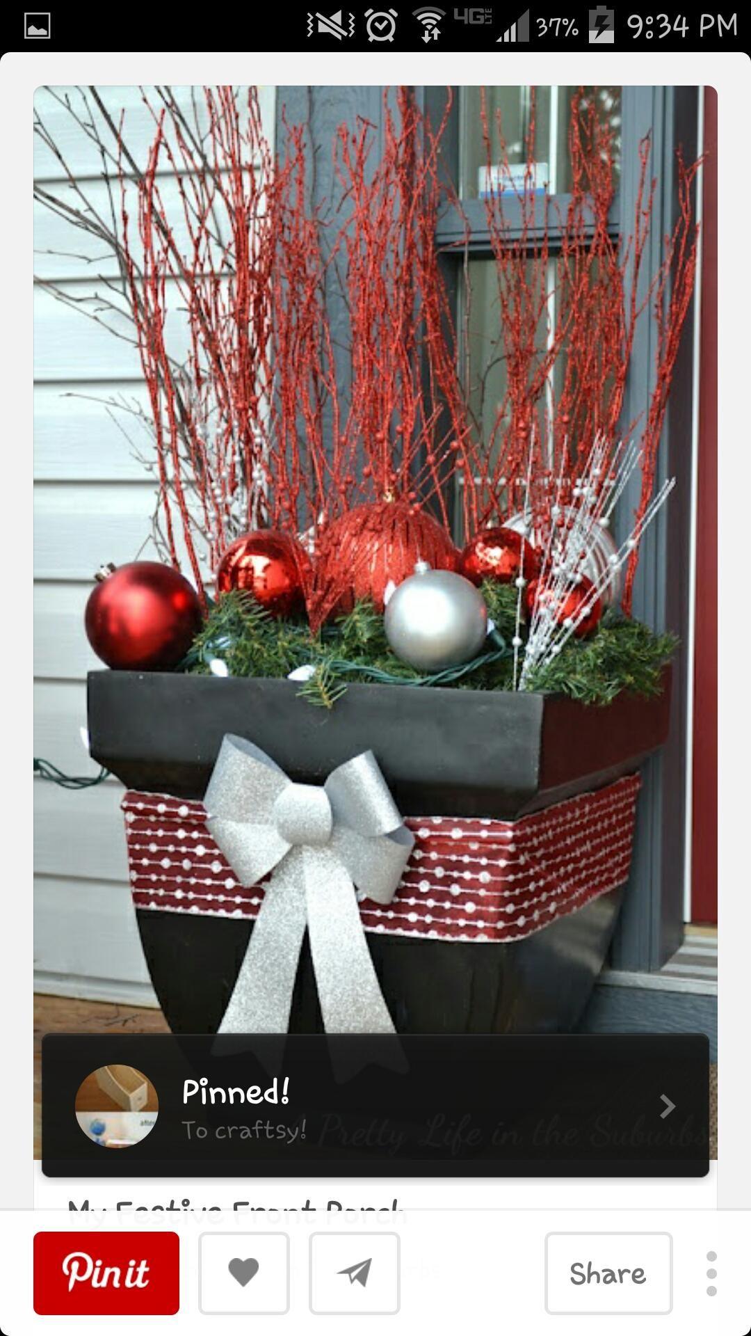 Craft Rooms, Christmas Crafts, Xmas Crafts, Christmas Decoration Crafts, Christmas
