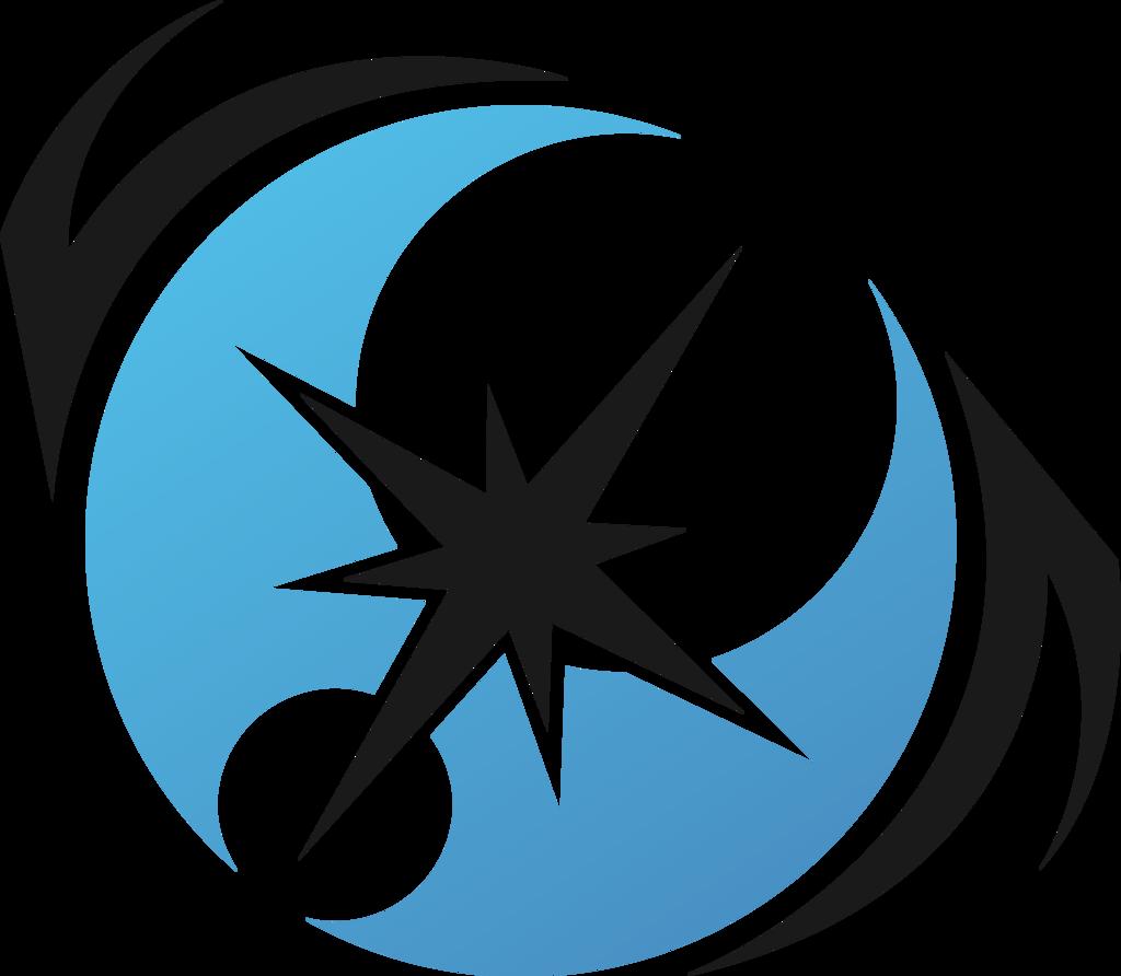 Pokemon Ultra Moon Symbol by Alexalan on DeviantArt