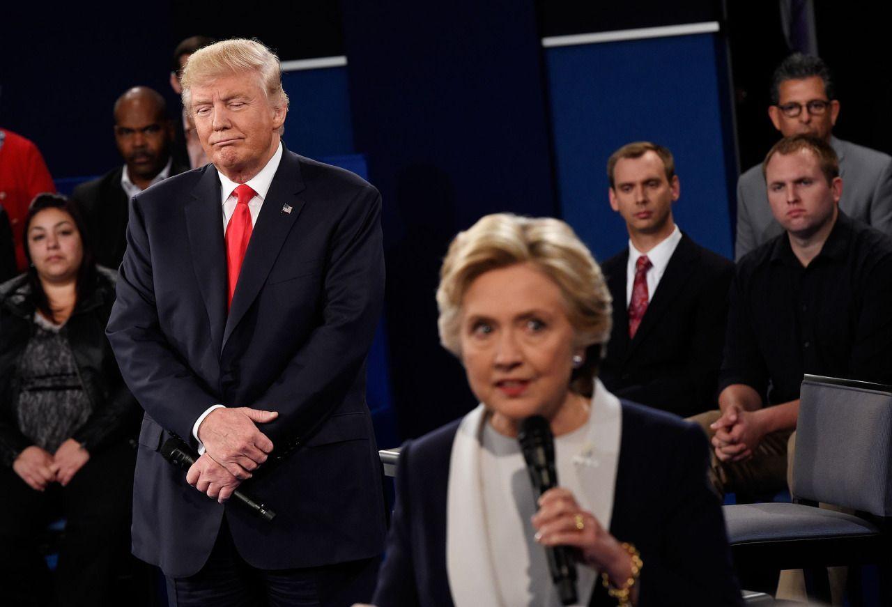 Pin On Debate 2 Yahoo Trump