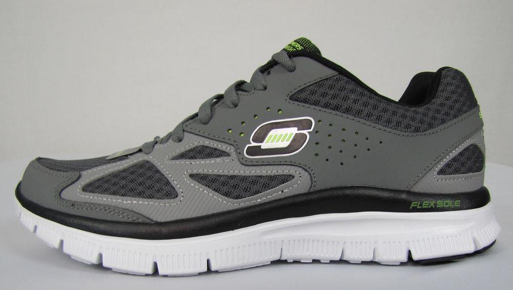 skechers memory foam athletic shoes