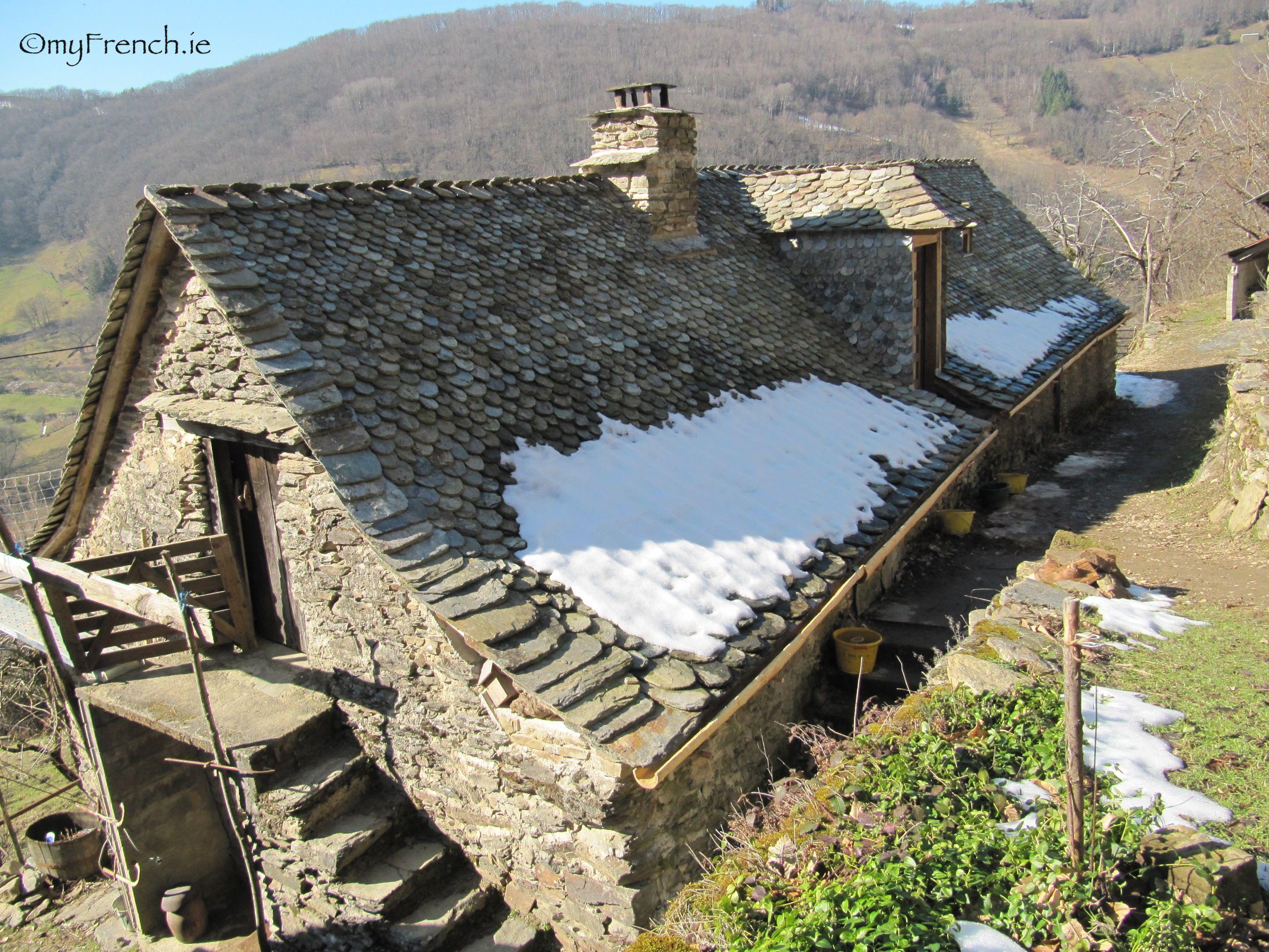 Une Vieille Maison An Old House La France Et Ses