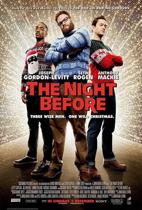 The Most Popular Christmas Movie The Year You Were Born The Night Before 2015 Full Movies Online Free Full Movies