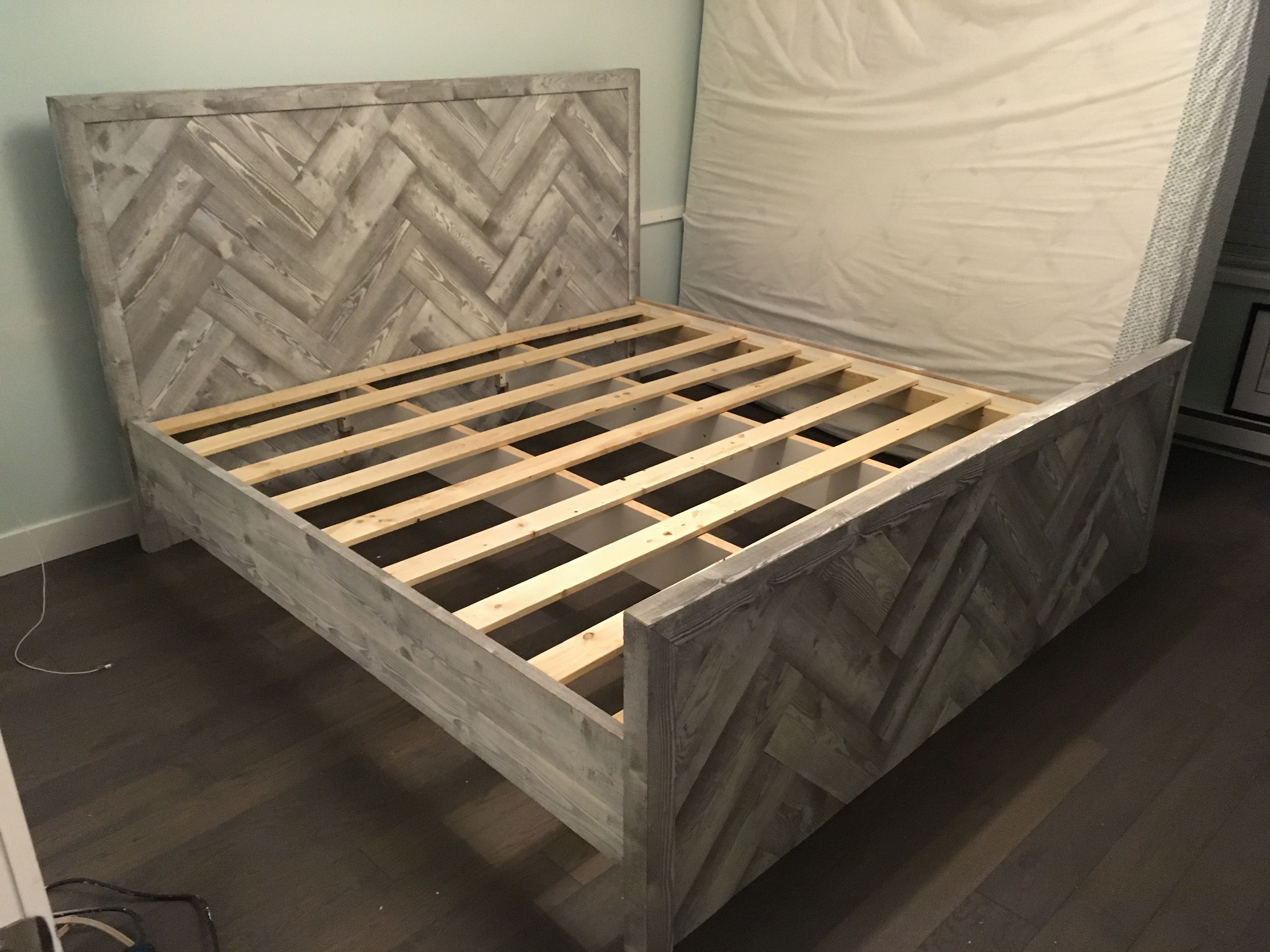 Best 25+ King size frame ideas on Pinterest | King size bedroom suites, King  size bed headboard and Rustic bedroom furniture