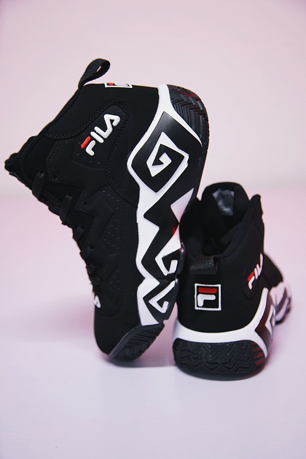 Fila Classic Jamal Mashburn Joker basketball women shoes