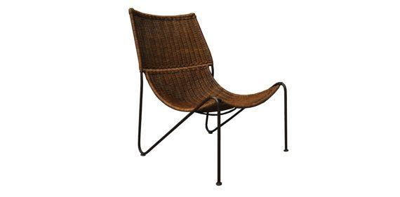 Best Vintage Mid Century Modern Frederick Weinberg Wrought Iron 640 x 480