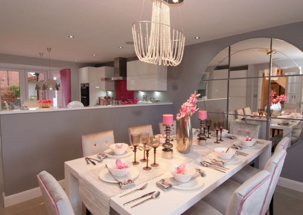 David Wilson Homes Nottingham. It's only £349,000 and it