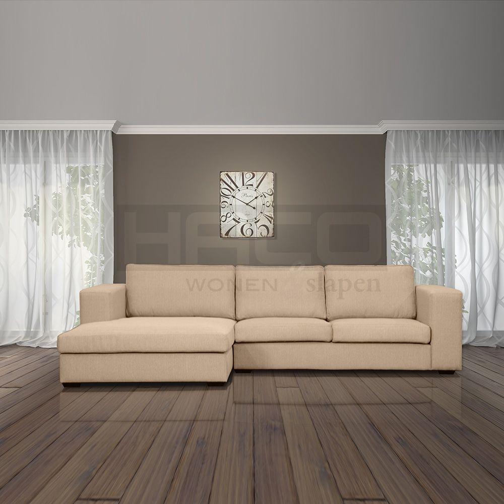 Loungebank Ada beige Ruime keus & snelle levertijd