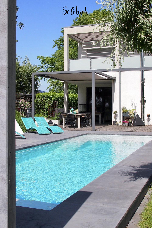 Sehnsuchtsprojekt Gartenpool 11 Traumhaft Erfrischende Ideen In 2020 Baustil Pool Im Garten Haus
