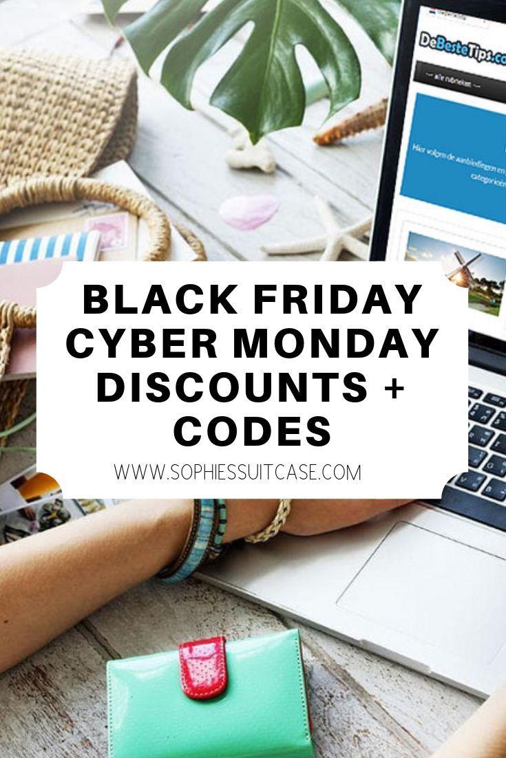 Black Friday Cyber Monday Discounts Codes Black Friday