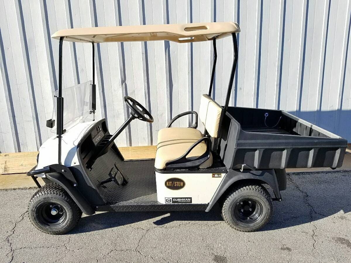 cushman 2017 Cushman Hauler 48V Utility Golf Cart Car