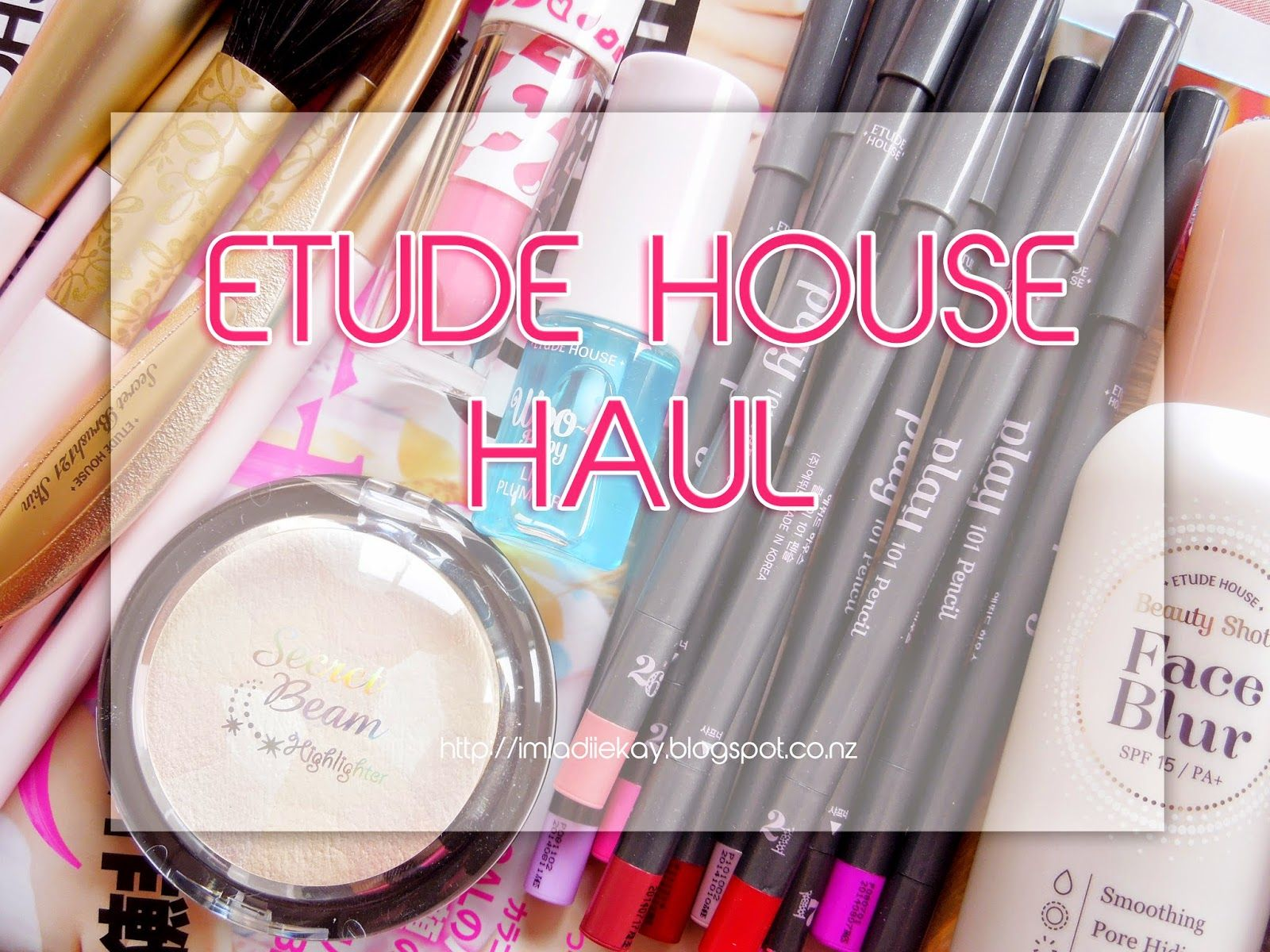 imladiiekay ♡ Beauty & Lifestyle Blog: ETUDE HOUSE Haul + Products First Impressions & Online Store Review