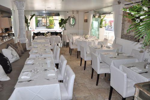 Villa Blanca In Beverly Hills For Wonderful Mediterranean Dining