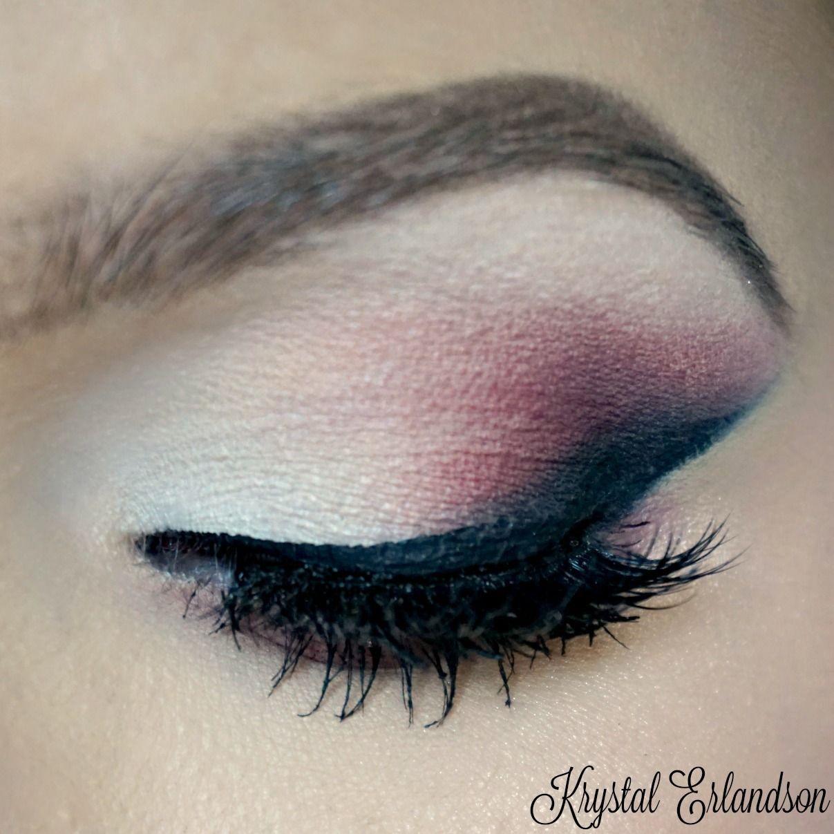 Check out our favorite berry matte eyes inspired makeup look. Embrace your cosmetic addition at MakeupGeek.com!