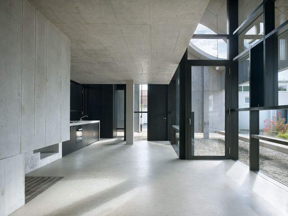 Architekt Lörrach a f a s i a buchner bründler architekten neubau wohnhaus lörrach