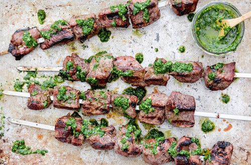10 Outrageous Skewers