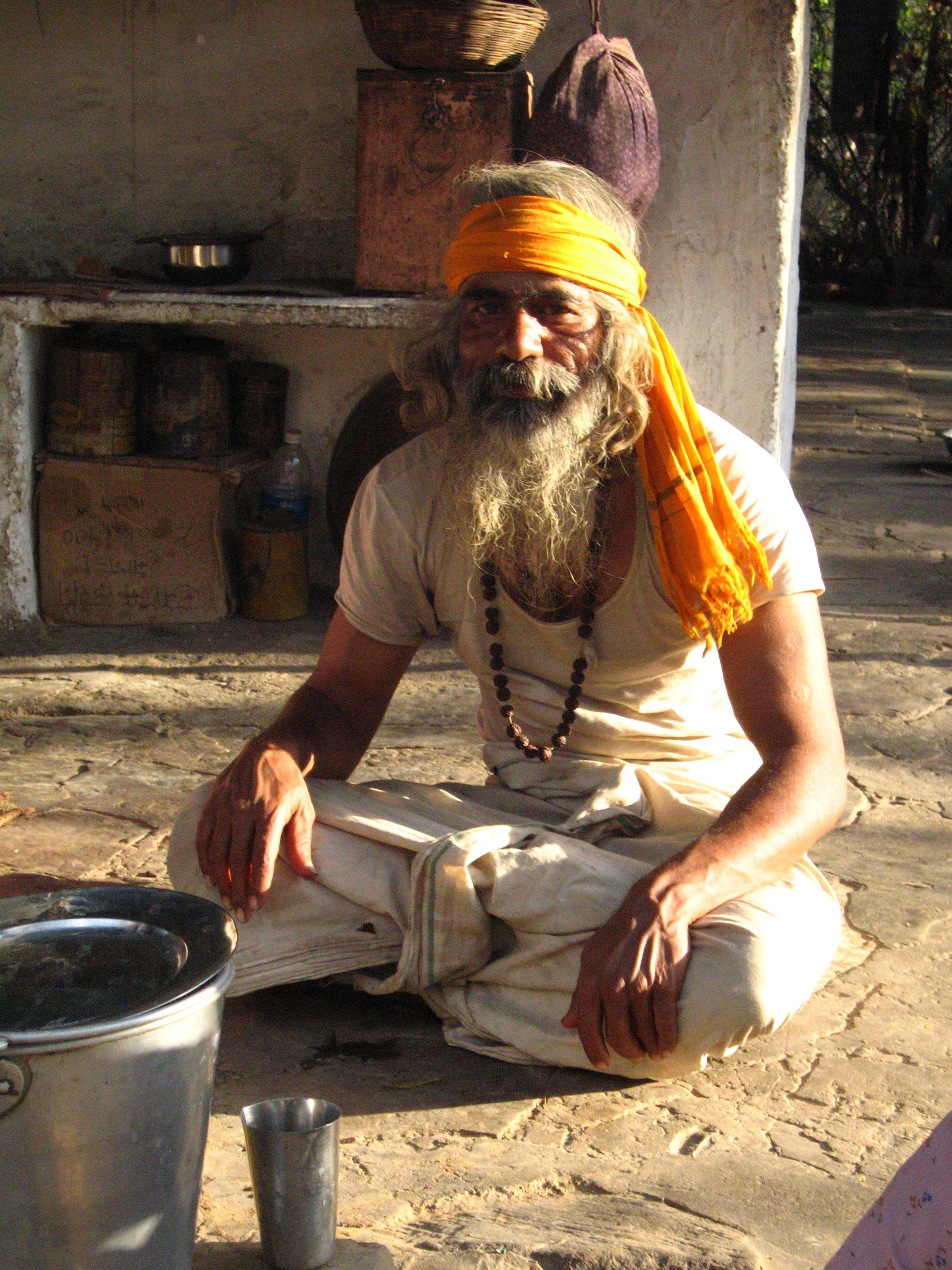 A Sadhu And An Ashram Yogi Novels Chihuahua