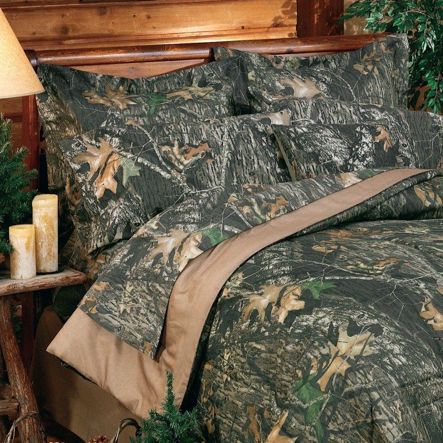 Mossy Oak Sheets
