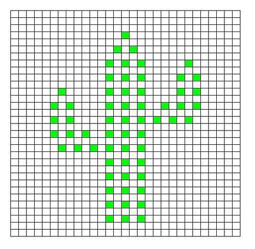 Ravelry: Cactus Bobble Chart pattern by Kari Philpott | Granny ...