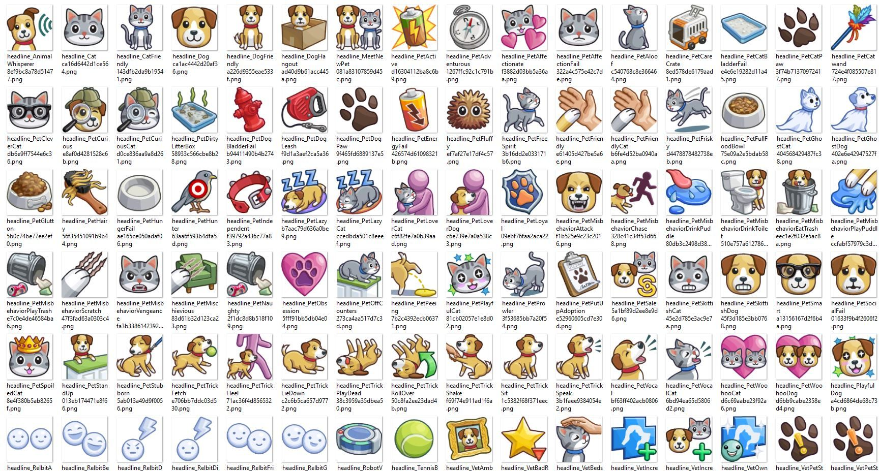 Download Icons From The Sims 4 Cats Dogs Sims 4 Sims 4 Collections Sims 4 Cc Eyes