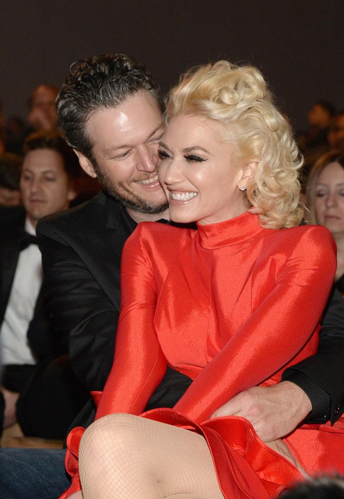 Gwen Stefani and Blake... Gwen Stefani And Blake Shelton
