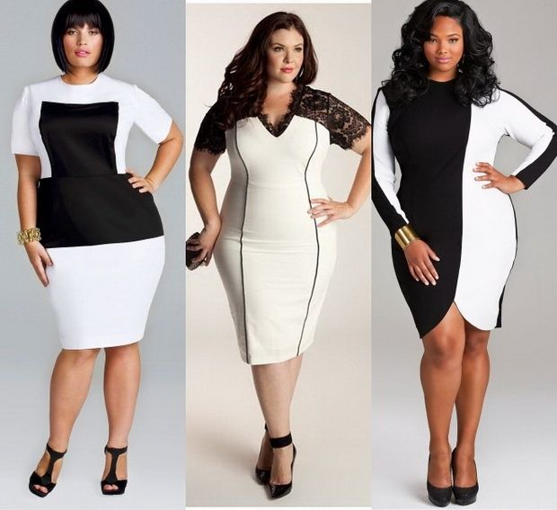 Sexy club dresses for plus size - http://fashion-plus-size-womens ...