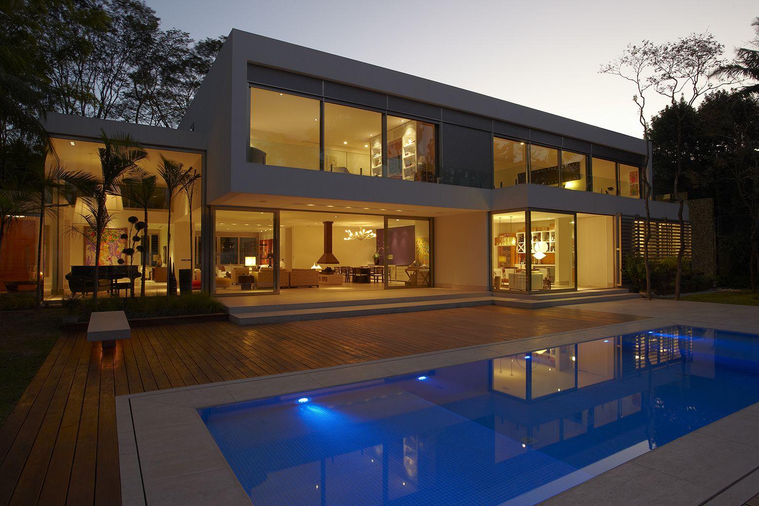 Galeria de Residência Morumbi / Drucker Arquitetos Associados - 17 ...