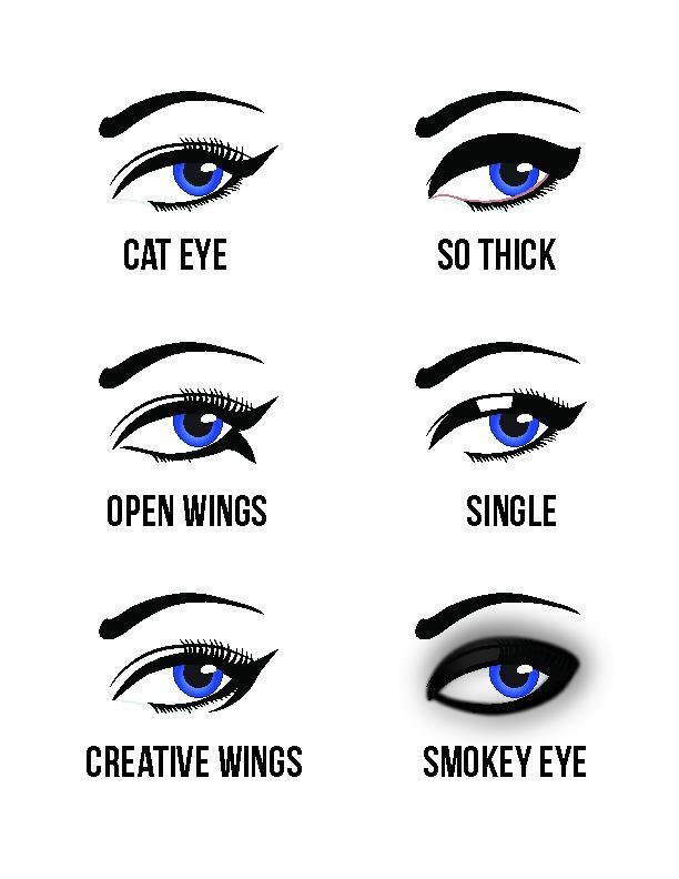 a0a529f875a Apply Eye Makeup | hair and makeup | Applying eye makeup, Eye Makeup ...