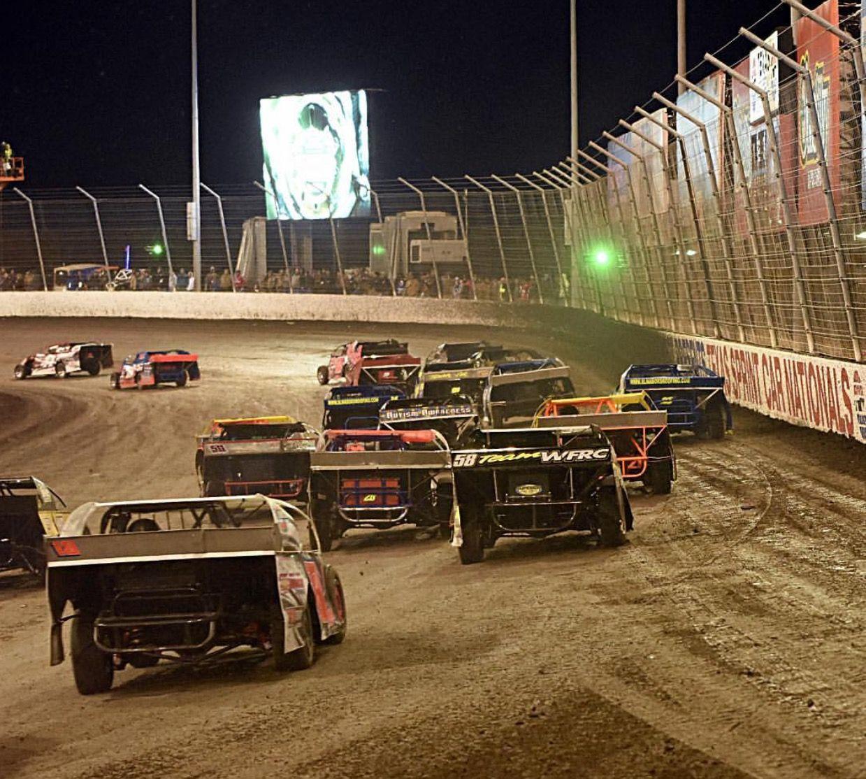 Texas Motor Speedway Dirt Track '18
