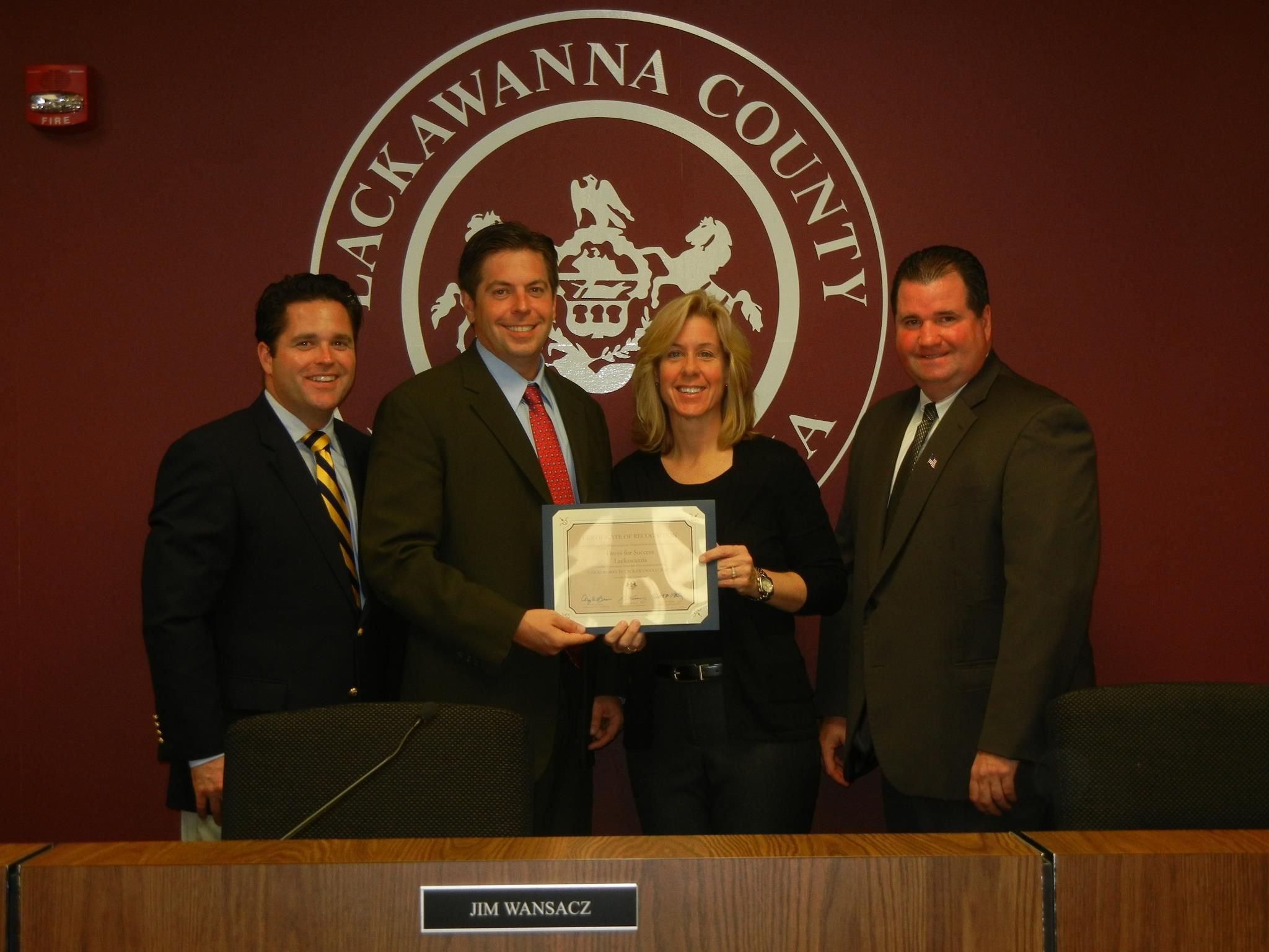 """Dress for Success Lackawanna Presents """"Path for Success"""" 