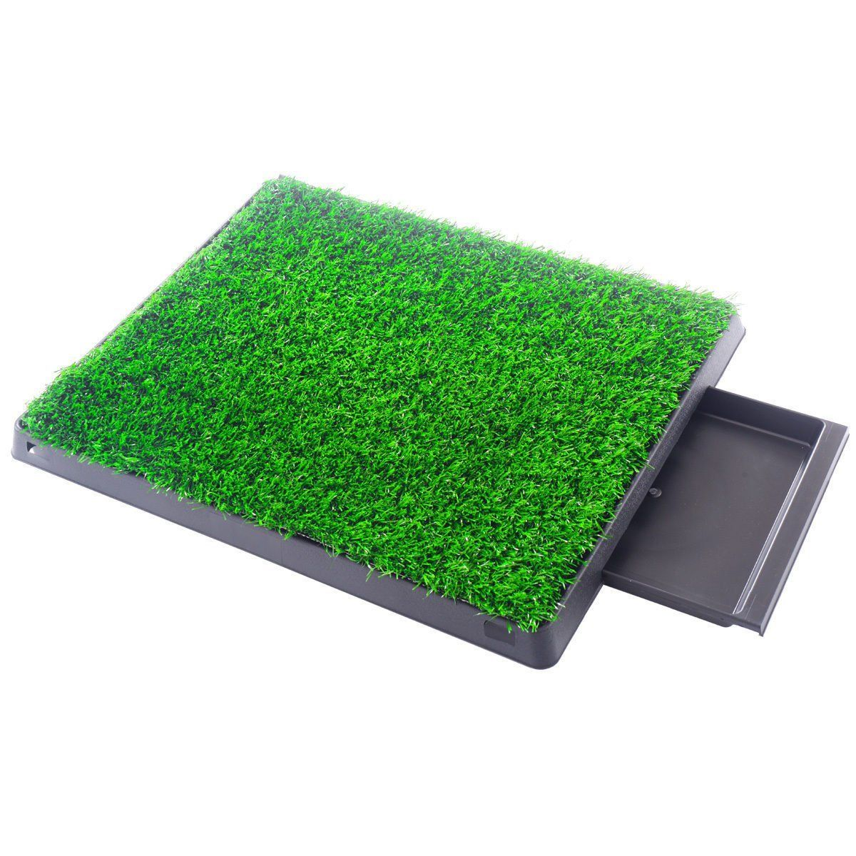 Pet toilet training grass pads indoor puppy dog pet potty training