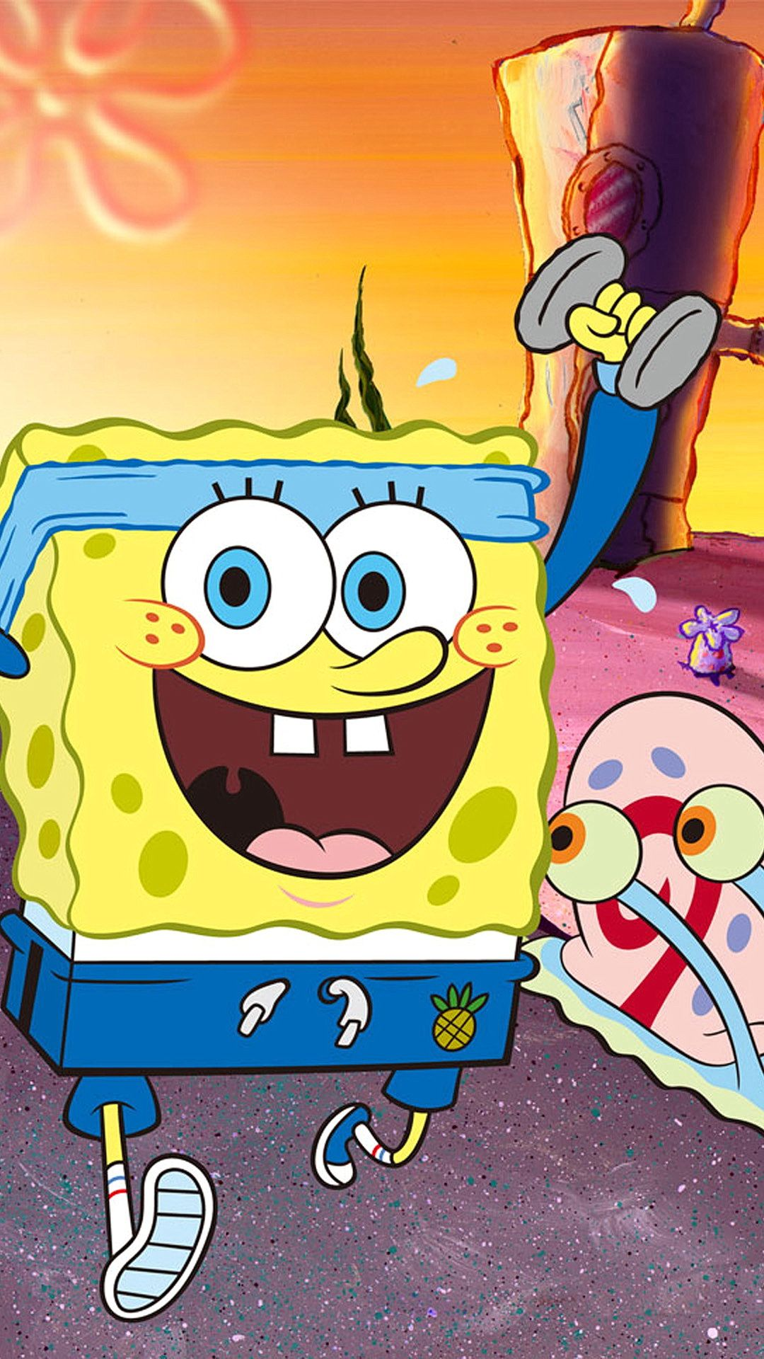 Sponge Bob Tap to see more of the cutest cartoon collection