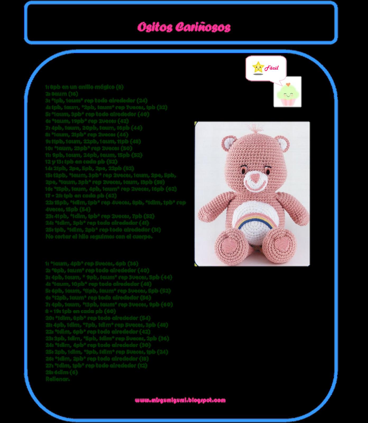 Cómo hacer amigurumis, paso a paso | Trocitos de crochet | Pinterest ...