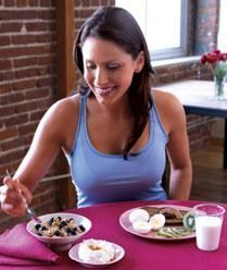 Will eating cereal everyday help lose weight