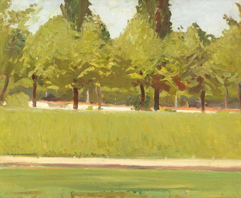 Edward Hopper - Canal at Charenton (1907)
