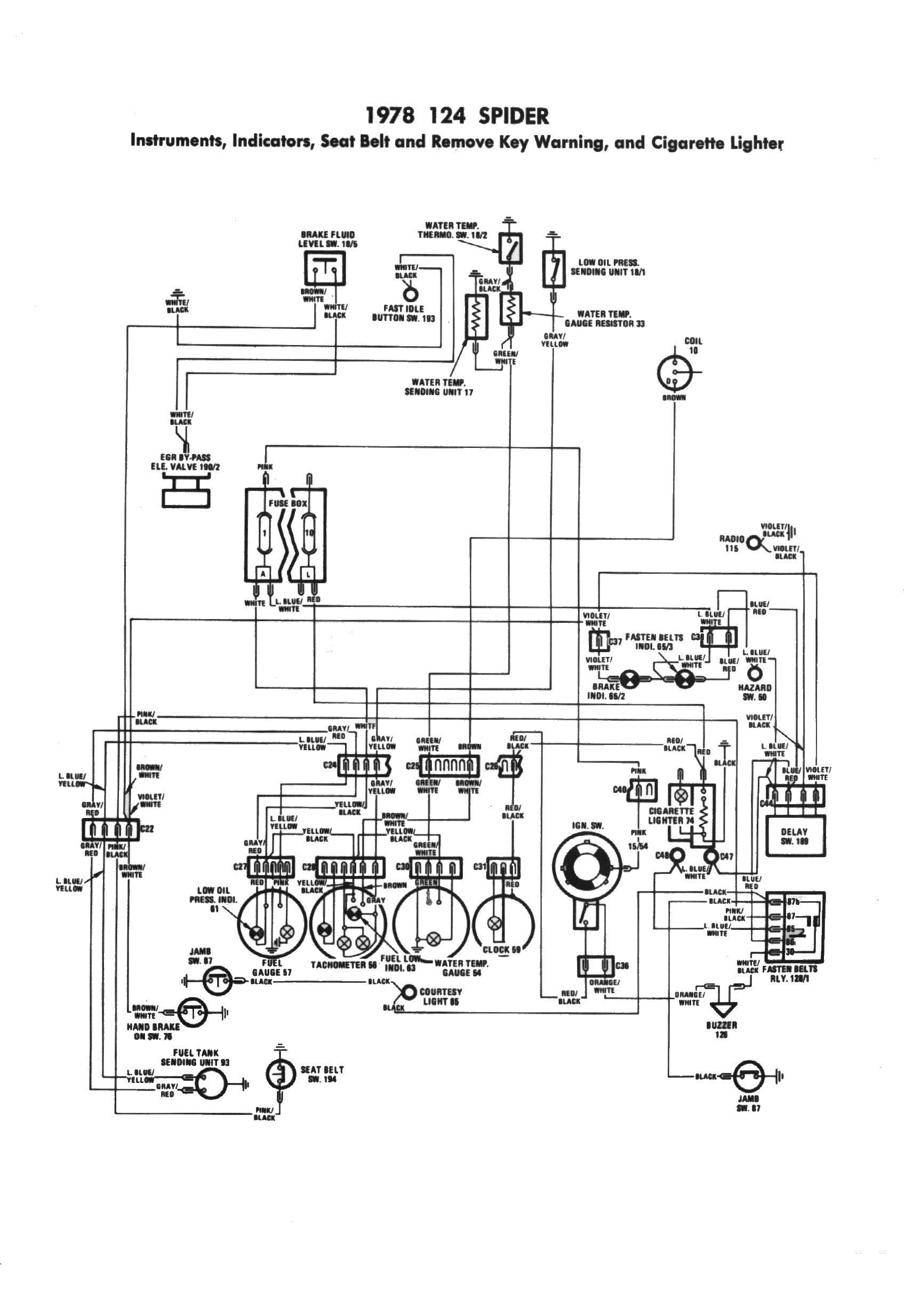 New Wiring Diagram Ac Mobil