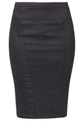 61ff00b9d falda tubo con cortes frontales | Meu guarda roupas | Faldas tubo ...